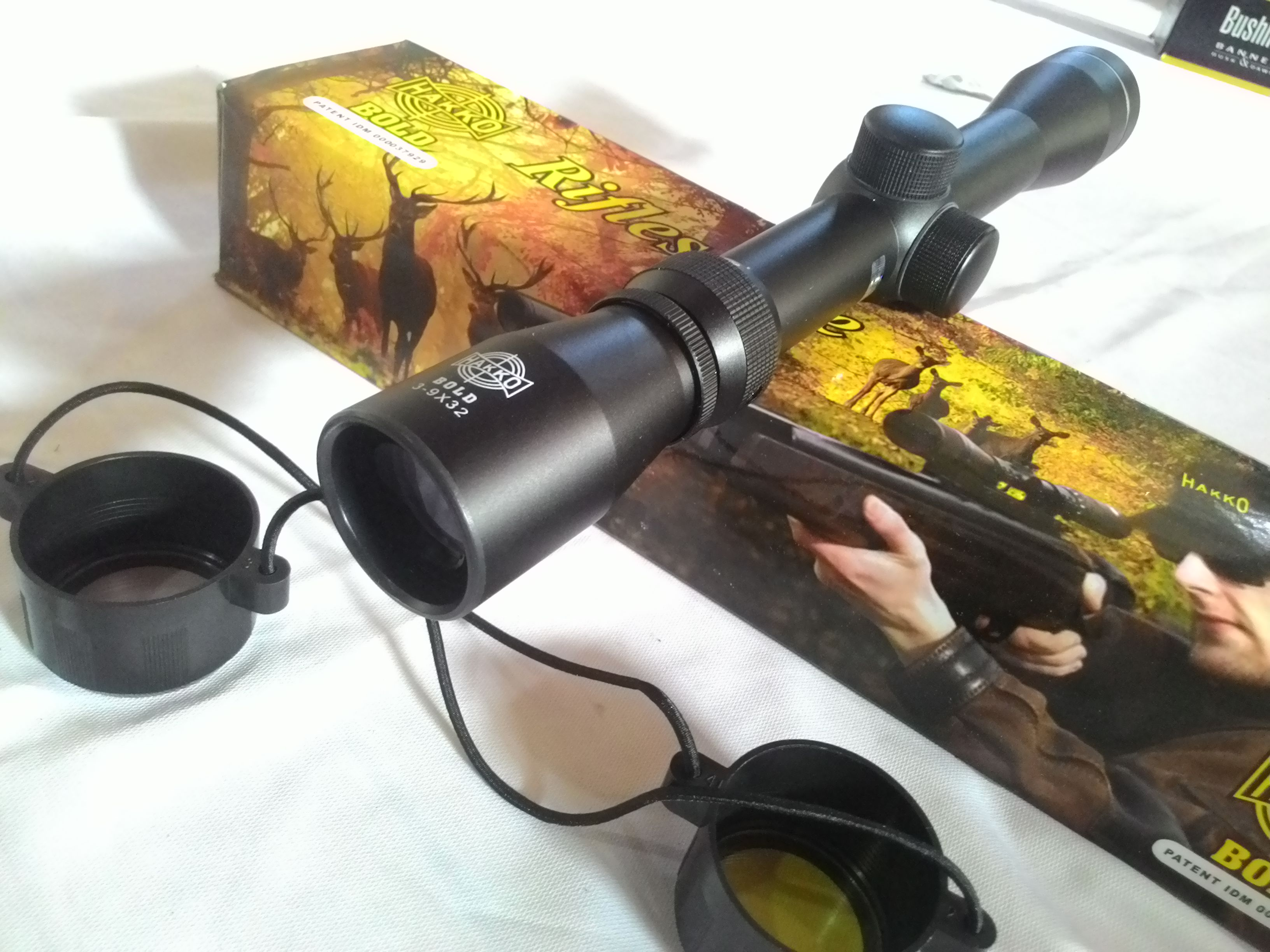 Teleskop senapan bekas dewi ger harga teleskop senapan angin